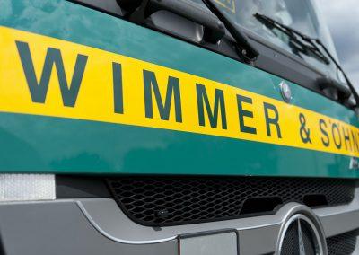 Wimmer - Flotter LKW