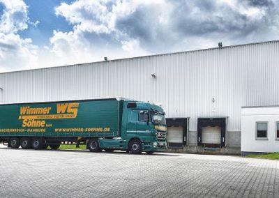Wimmer - Logistik pur