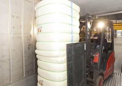Wimmer - Saubere Lagerung